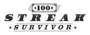 Streak Survivor Logo
